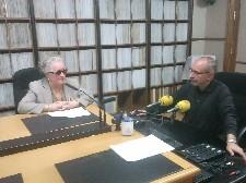 Rosario Martín Laguna, presidenta de AMANECER / RADIO SEGOVIA