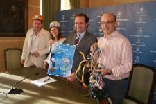 Presentación Campeonato de España de Espeleología / AYTO SEGOVIA