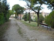 2013-10-22 Banco parque Cementerio