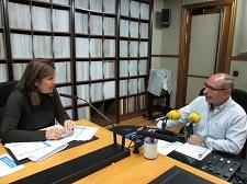 BEATRIZ ESCUDERO _ RADIO SEGOVIA