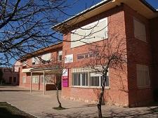 Uno de los edificios del IES Sierra de Ayllón / IES Sierra de Ayllón