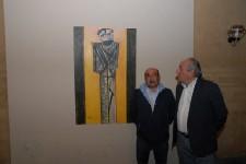 Ignacio Tardón expone su obra en el Zaguán de la Diputación / DIPUTACION SEGOVIA