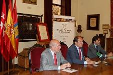 Presentación Aula de Patrimonio / CIUDADES PATRIMONIO DE LA HUMANIDAD