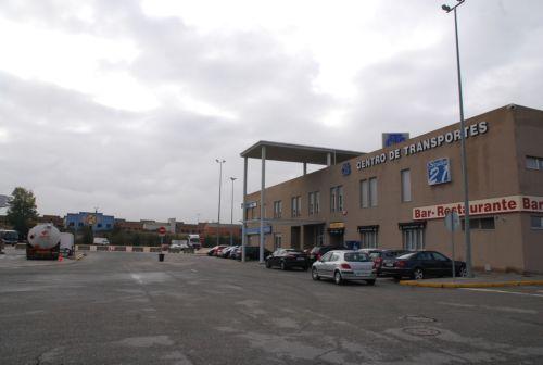 CENTRO TRANSPORTES SEGOVIA