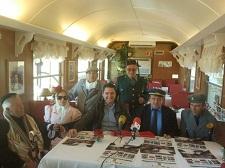 El Tren de las Emociones llega a Segovia con una nueva edición sesentera