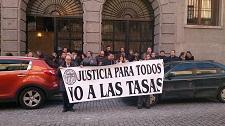 manifestación abogados