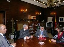 visita cónsul Marruecos