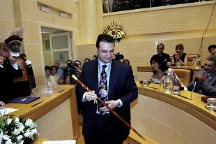 Investidura Pedro Arahuetes