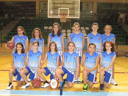 2013-12-04 Baloncesto Mini Segovia_