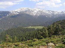 Peñalara Parque Nacional Sierra Guadarrama