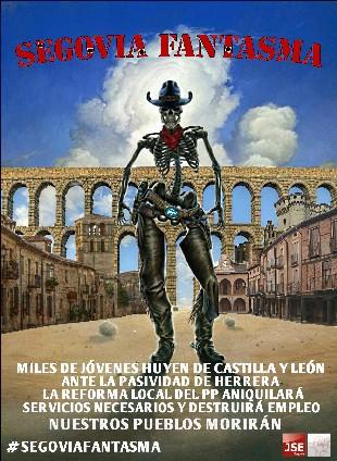 cartel SegoviaFantasma.mpdif