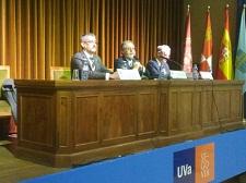 La UVa cambia el nombre de la antigua Escuela de Educación en homenaje al ex vicerrector Santiago Hidalgo