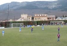 El CD La Granja jugará ocho partidos en un mes