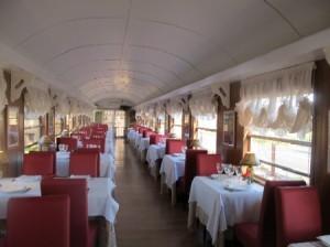 Restaurante La Postal_vagon 01