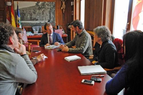 Reunión Alcaldes 13 ene 2013