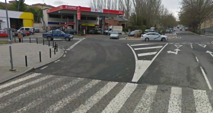 Rotondo Avenida Constitución