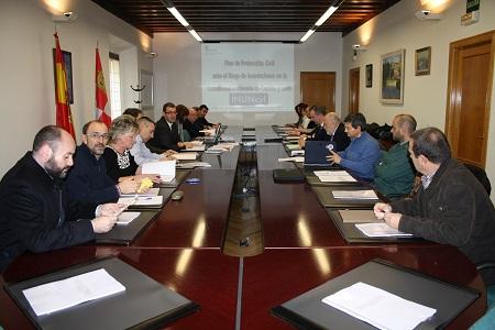 2014-02-21 REUNION COORDINACION INUNDACIONES
