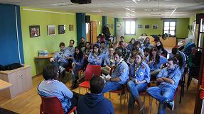 Asamblea scouts segovia