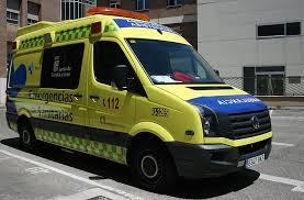 Un herido en Castroserracín tras volcar con un todoterreno en un camino