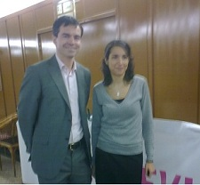 LUCIANA MIGUEL Y ANDRES HERZOG