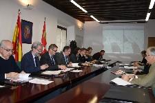 Reunión de la Comisión de Medio Ambiente y Urbanismo