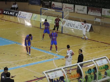 Segovia futsal queda exento de la primera ronda de la Copa del Rey