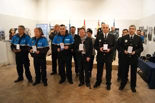 Medallas Policía MODIF