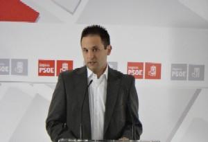 Alberto Serna, secretrio organización PSOE