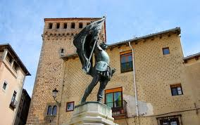 Estatua de Juan Bravo (Segovia) 2