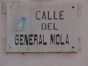 General Mola