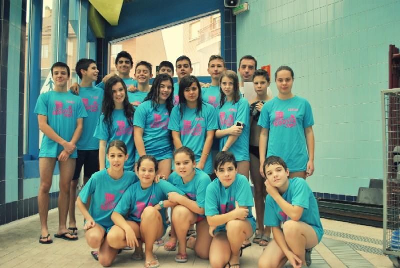 CLUB NATACION SEGOVIA