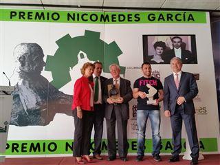 PREMIO NICOMEDES GARCIA