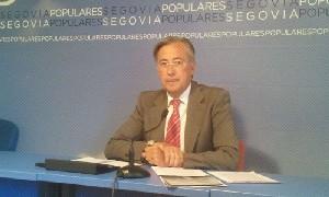 Los populares temen el impacto de los procesos judiciales pendientes del Ayuntamiento de Segovia