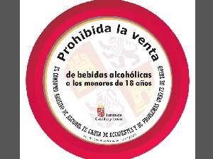 prohibido consumo alcohol