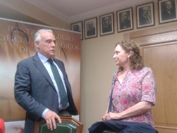 El Colegio de Médicos de Segovia denuncia el empeoramiento de la calidad asistencial