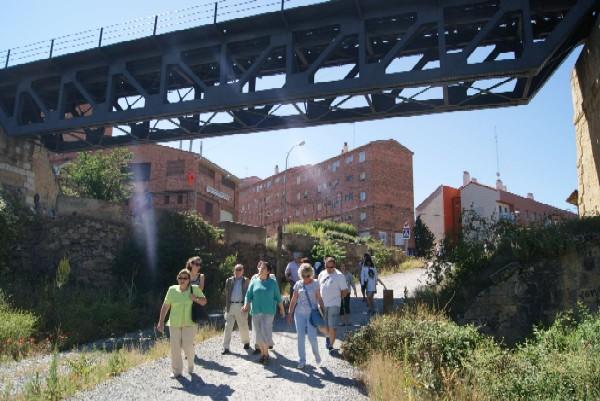 El Ayuntamiento de Segovia inaugura de forma oficial la Vía Verde «Valle del Eresma»