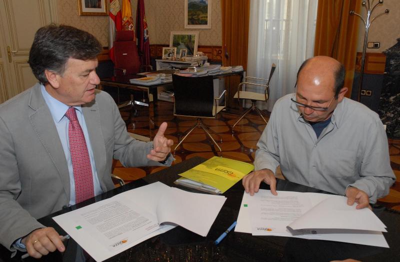 Una ONG implantará medidas para evitar las plagas del topillo en la provincia