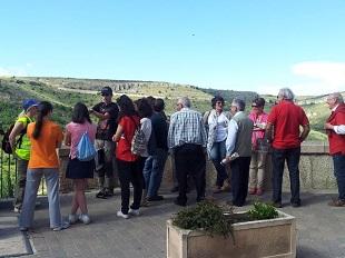 Marcha geoturística-2014