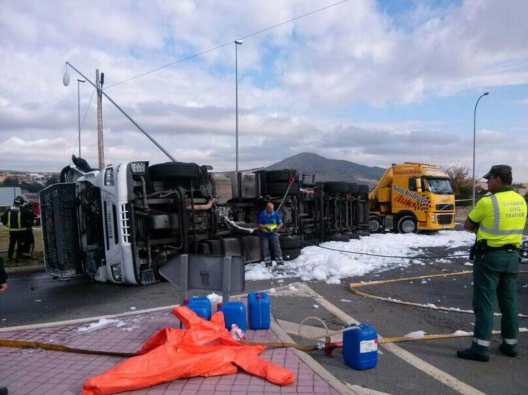 140702 accidente camión el espinar 3