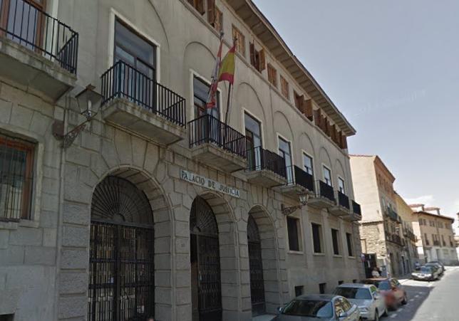 Registro Civil de Segovia