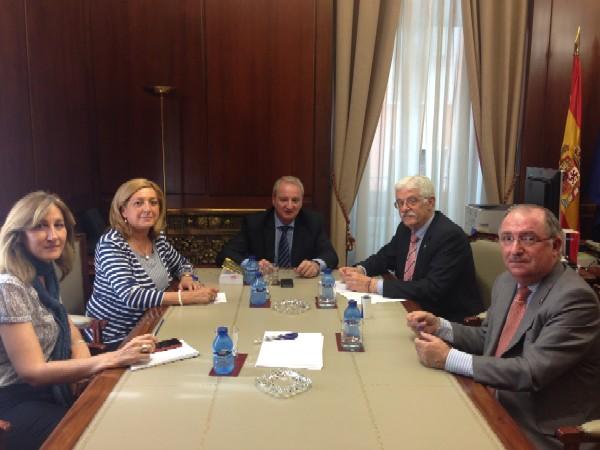 El Palacio de Justicia de Segovia incluido en los presupuestos de 2015