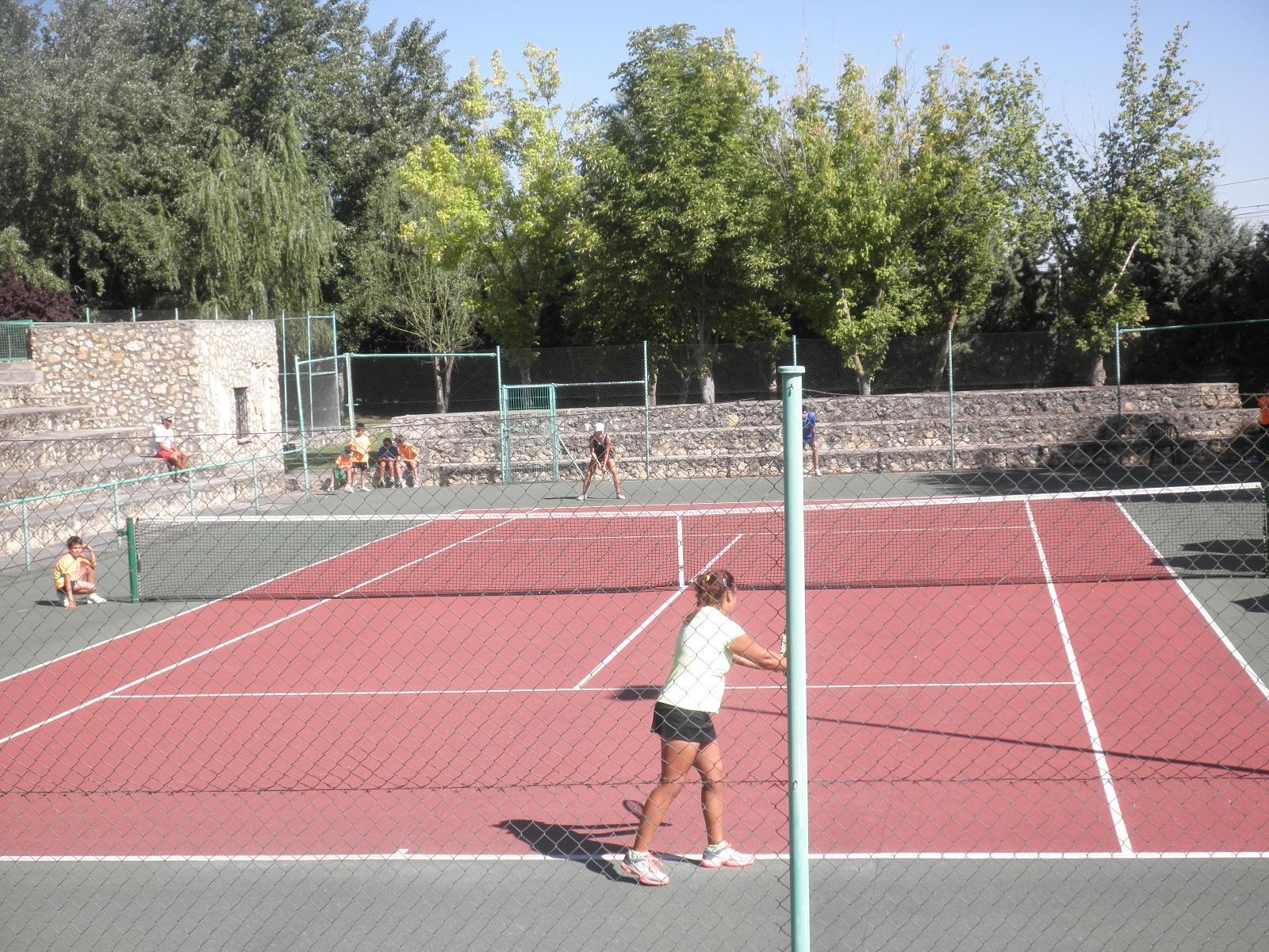 El Casino de la Unión recupera su torneo nacional de tenis