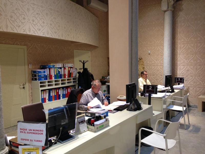 Oficina Recaudación Diputación