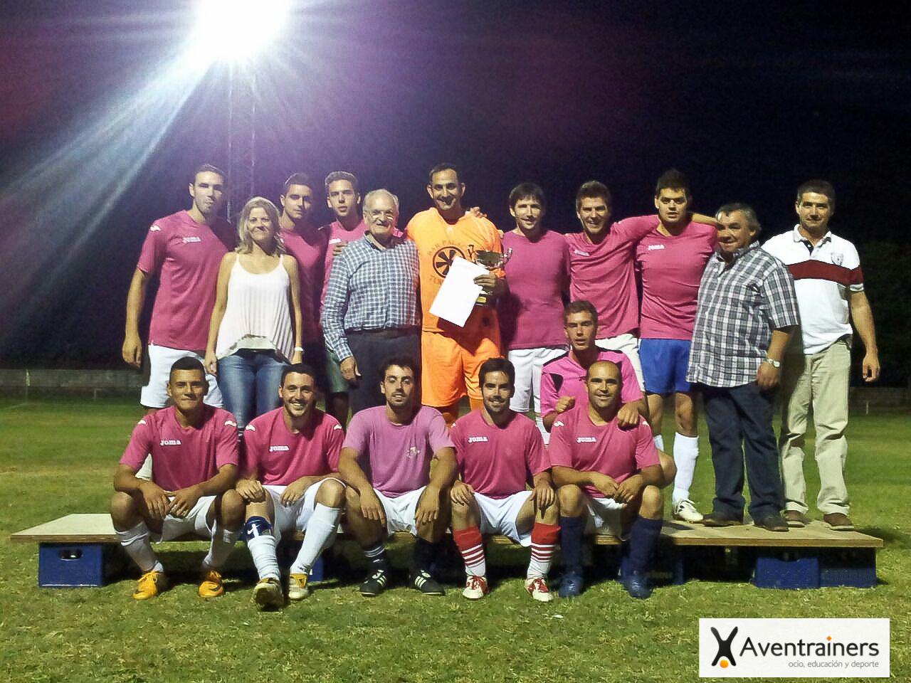 TROFEO FUTBOL CABEZUELA