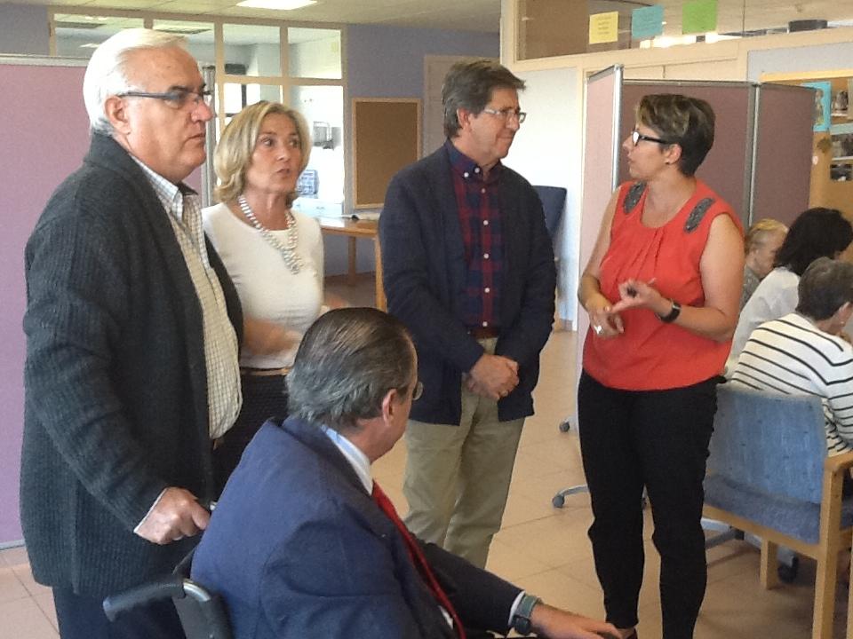 2014 09 22 Visita Centro de Día Alzheimer 2