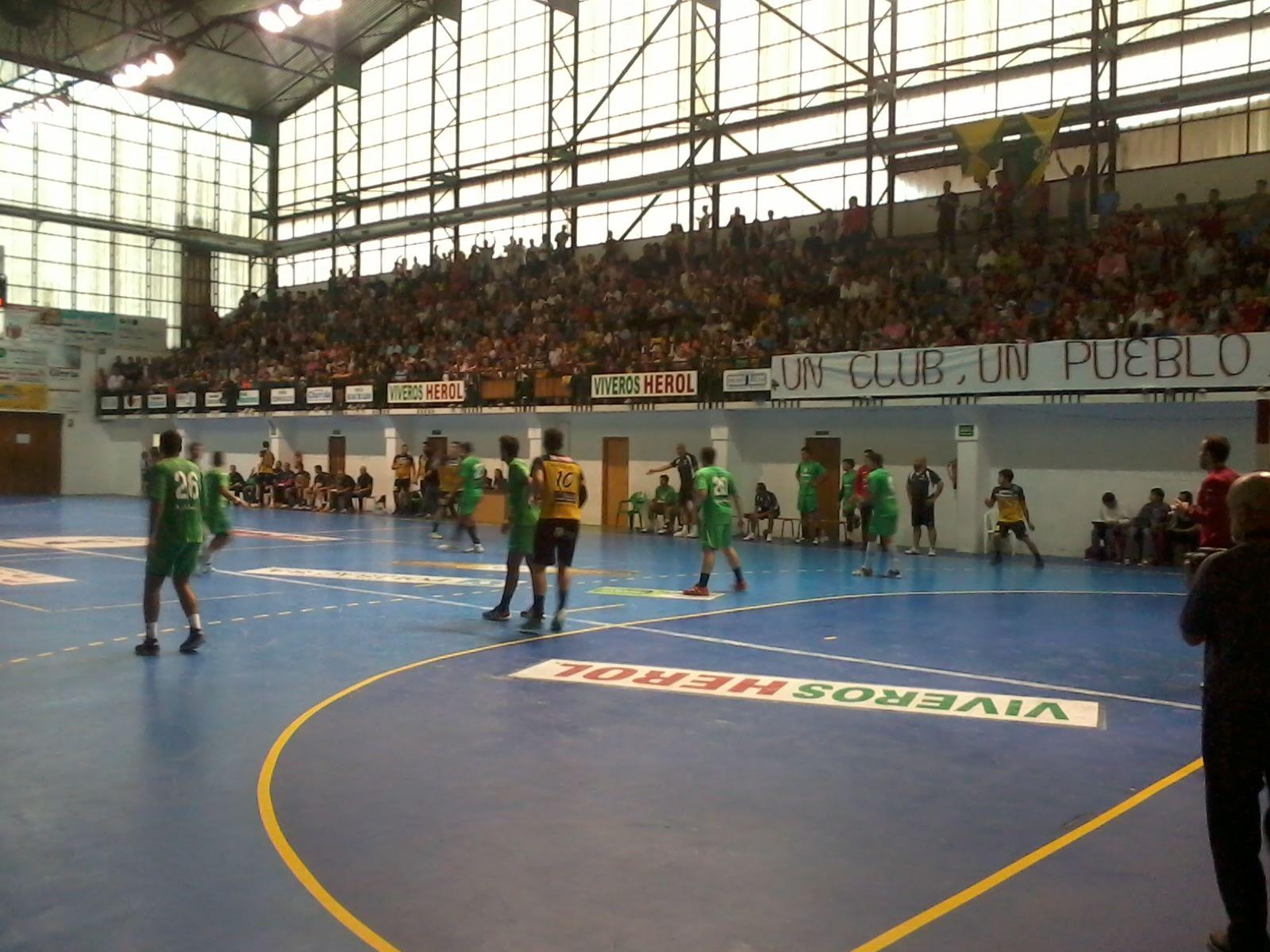 2014-10-04  BALONMANO NAVA-ANTEQUERA COPA REY 01