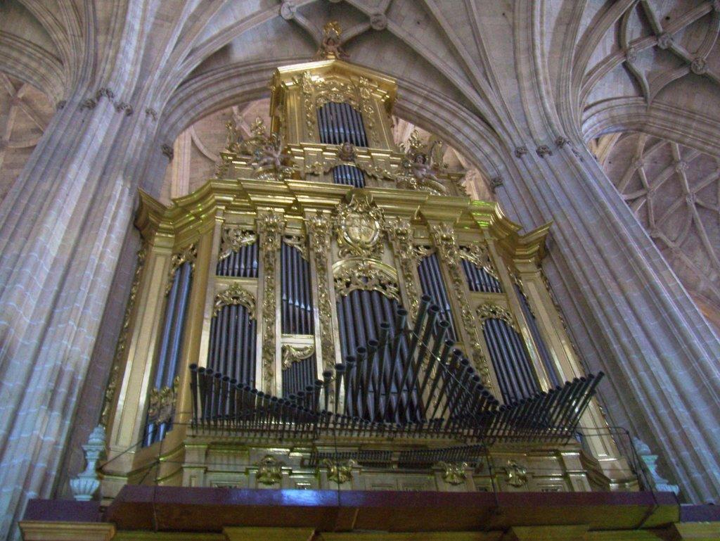 organo catedral segovia
