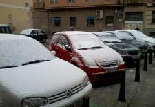 La nieve vuelve a cubrir la provincia