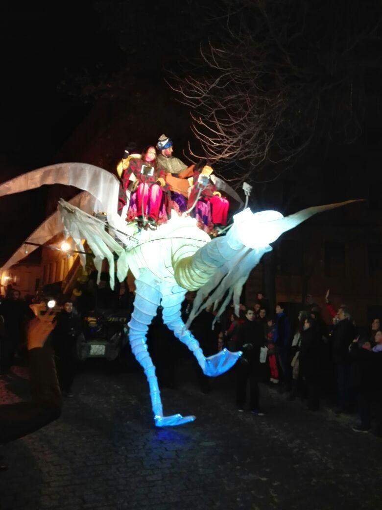 La cabalgata de Reyes no se suspenderá a pesar del mal tiempo