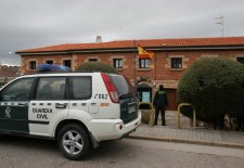 Dos personas detenidas por un robo con fuerza en El Espinar